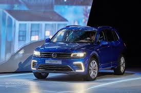 volkswagen models 2017 2017 volkswagen tiguan is all grown up in frankfurt autoevolution