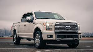 2015 ford f 150 4x4 platinum review roadshow