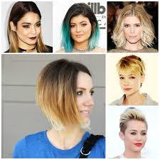 ombre hair on short hairstyles hair and model