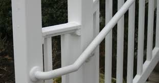 Andy Banister Handrails For Stairs Vinyl Handrail Rdi