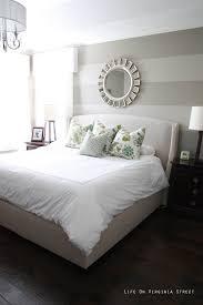 Wallpaper Master Bedroom Ideas Best 25 Striped Walls Bedroom Ideas On Pinterest Striped Walls