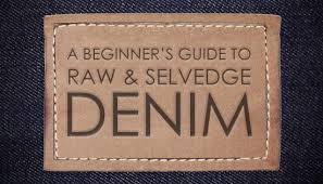 stress pattern sperm adalah raw and selvedge denim for beginners the art of manliness