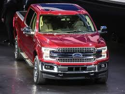 2018 ford f 150 pickup detroit auto show reveal