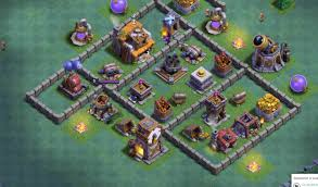 Clash Of Clans Maps Updated Top 5 Best Clash Of Clans Builder Hall 5 Base Designs