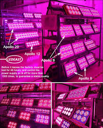 apollo power and light high power 1000w led grow light apollo 20 suspended agricultural led
