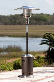 Firesense Table Top Patio Heater by Fire Sense Stainless Steel Patio Heater Home Design Ideas And
