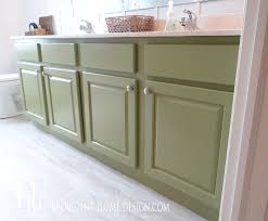 how to paint bathroom cabinets ideas stylish painting bathroom vanity before and after how to