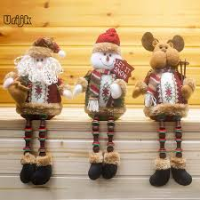 Christmas Decorations Bulk Buy by Popular Christmas Doll Decorations Buy Cheap Christmas Doll