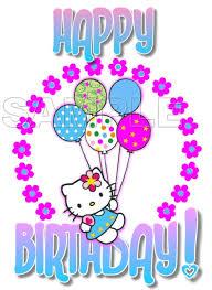 hello kitty birthday shirt hello kitty happy birthday t shirt