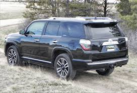toyota sport utility vehicles 2014 toyota 4runner limited u2013 a square peg in a round hole