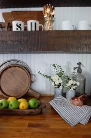 mini kitchen remodel pottery barn u2014 our vintage farmhouse