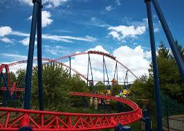 Nitro Six Flags Superman The Ride Six Flags New England