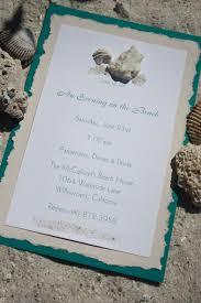 Wedding Invitations Nautical Theme - beach themed wedding invitation beach themed wedding invitations
