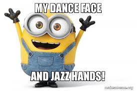 Spirit Fingers Meme - list of synonyms and antonyms of the word jazz hands meme