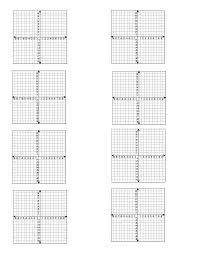 coordinate plane graph paper numbered free math addition worksheets