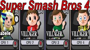 super smash bros costumes halloween animal crossing mii costumes isabelle vs villager vs female