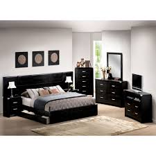 Contemporary Bedroom Furniture Set Emejing Bedroom Furniture Black Ideas Rugoingmyway Us