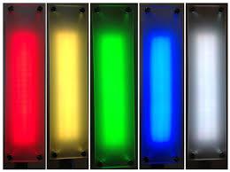 industrial stack lights get smarter with leds industrial