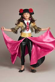 Catching Fireflies Halloween Costume Matador Costume Girls Matador Costume Chasing Fireflies