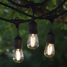 Vintage Outdoor Lights Vintage String Lights Edison Style String Lights Partylights