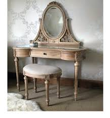 Antique Vanity Table With Mirror And Bench Vintage Vanity Table Mirror And Bench Best Bathroom And Vanity Set