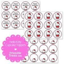 hello cupcake toppers hello cupcake toppers printable instant
