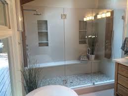 Seattle Shower Door Shower Custom Shower Enclosures Area By Window Glass