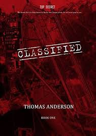thomas anderson classified book one revised edition thomas