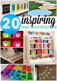 How To Decorate Nursery Classroom 20 Inspiring Classroom Decoration Ideas Playdough To Plato