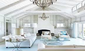 Seaside Decor Shabby Chic Seaside Decor Ocean Themed Living Rooms Shab Chic