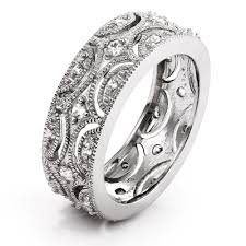 silver wedding ring style wedding band s addiction
