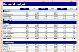 Personal Budget Spreadsheet Template Personal Budget Spreadsheetmemo Templates Word Memo Templates Word