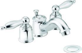Moen Chateau Bathroom Faucet Moen Bathroom Faucets Simple Home Design Ideas Academiaeb Com