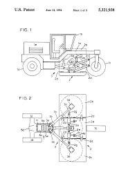 patent us5321938 all terrain mower google patents