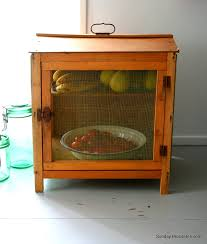 unfitted kitchen furniture french vintage garde manger cheese and fruit keeper 85 00 via