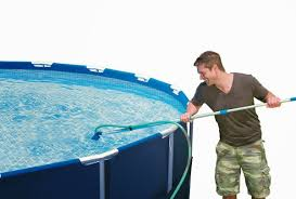 garden hose pool vacuum summer escapes pool vacuum hoses how to