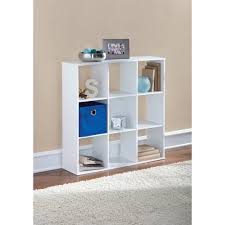 Sauder White Bookcase by Mainstays Sauder Woodworking Walmart Com