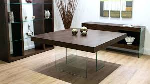 Black Extendable Dining Table Glass Dining Table Seats 8 U2013 Wallmounted Co