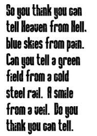Led Zeppelin Comfortably Numb Pink Floyd Comfortably Numb Lyrics Jml