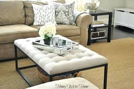 overstock ottoman coffee table ottoman coffee table honey home overstock coffee table ottoman for
