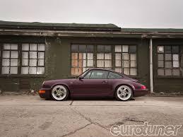 1991 porsche 911 turbo interior kristof mombaerts u0027 1991 porsche 911 carrera 4 eurotuner magazine