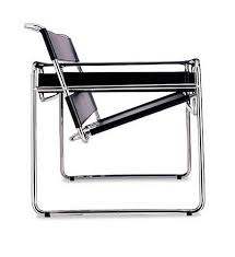 wassily poltrona scandinaviancollectors marcel breuer wassily chair model b3