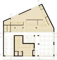floor plan for bakery bakery in porto by paulo merlini
