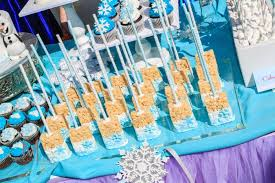 kara u0027s party ideas disney u0027s frozen inspired birthday party