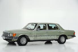 mercedes auctions sold mercedes 450sel 6 9 sedan auctions lot 1 shannons