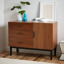 West Elm Bedroom Furniture by Reede 3 Drawer Dresser Cabinet West Elm