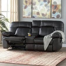 Sofa Recliner Sale Marvelous Dual Recliner Sofa Dual Console Reclining Sofa Reclining