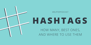 how many weeks until black friday to use hashtags how many best ones and where to use them