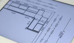 mesures cuisine prendre les mesures et dessiner un plan de sa cuisine