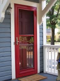 storm door with screen and glass cost to install a storm door estimates and prices at fixr